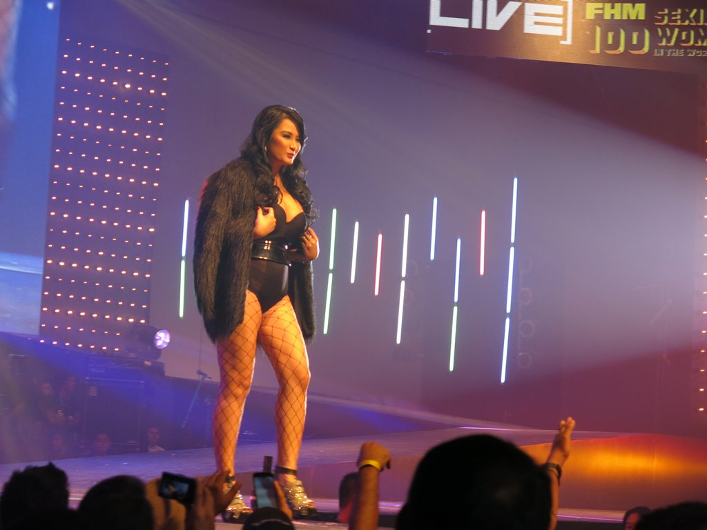 FHM 100 Sexiest 2014 - Ehra Madrigal