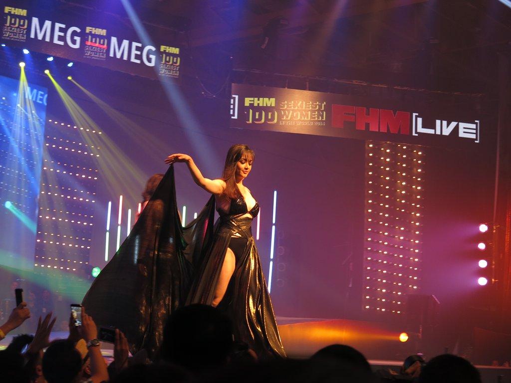 FHM 100 Sexiest 2014 - Meg Imperial