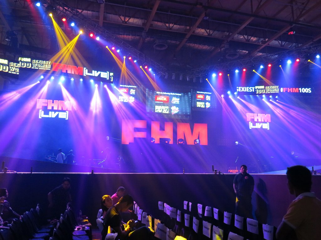FHM 100 Sexiest Victory Party 2014 (6)