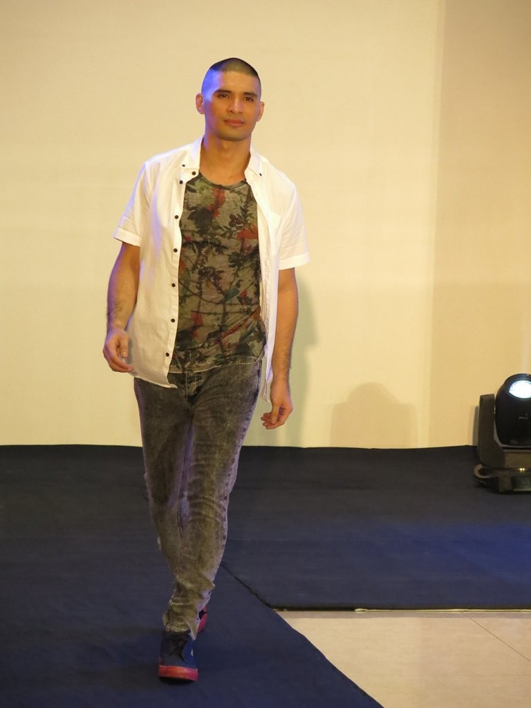 River Island Men's Fashion Rainy Season 2014 (1)