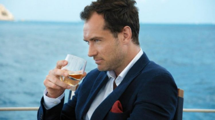 Johnnie Walker and Jude Law