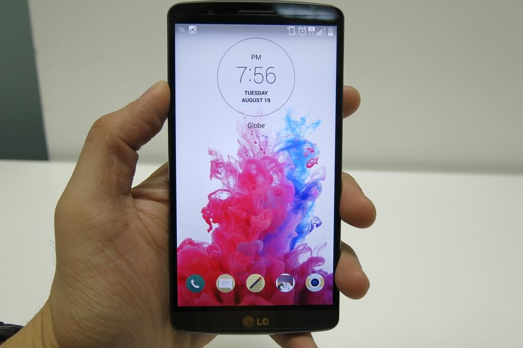 LG G3 Quad HD Display (2)