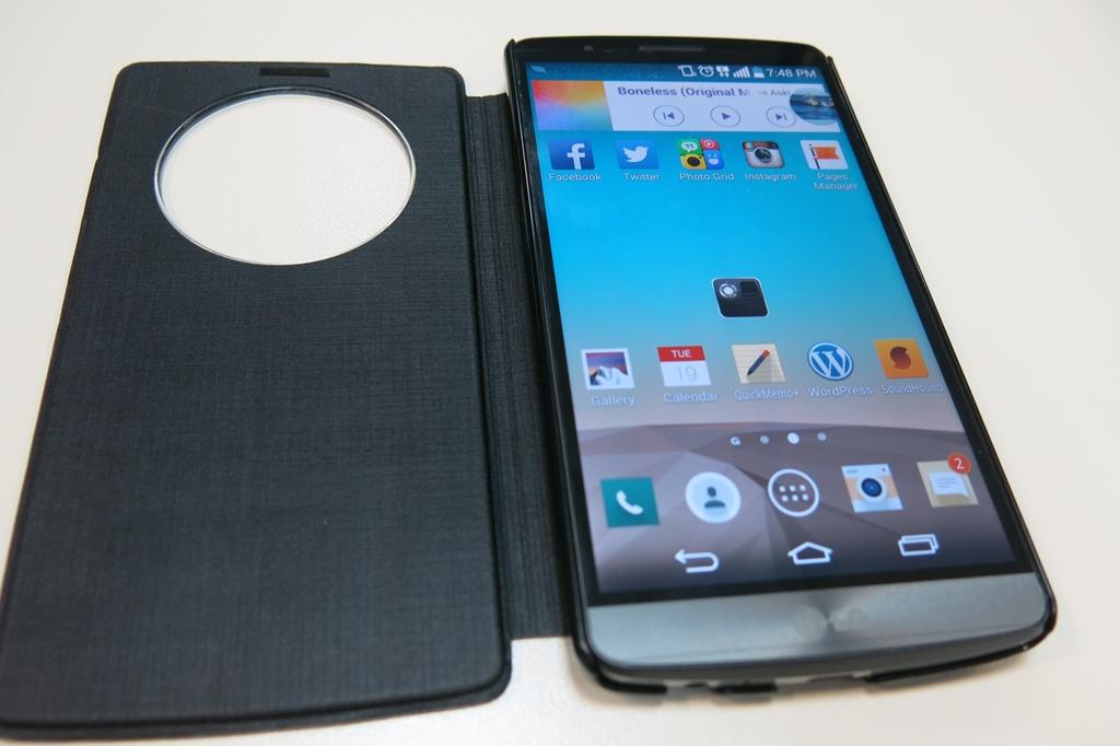 LG Quick Circle Case