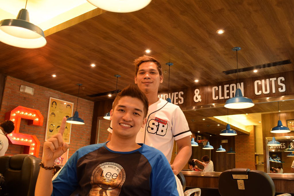 Sports Barbers - Hairstyle for Filipino Men (1)