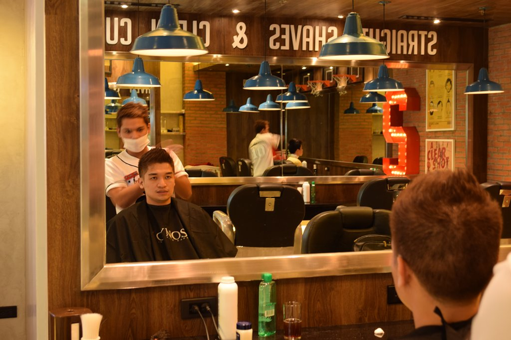 Sports Barbers - Hairstyle for Filipino Men (2)