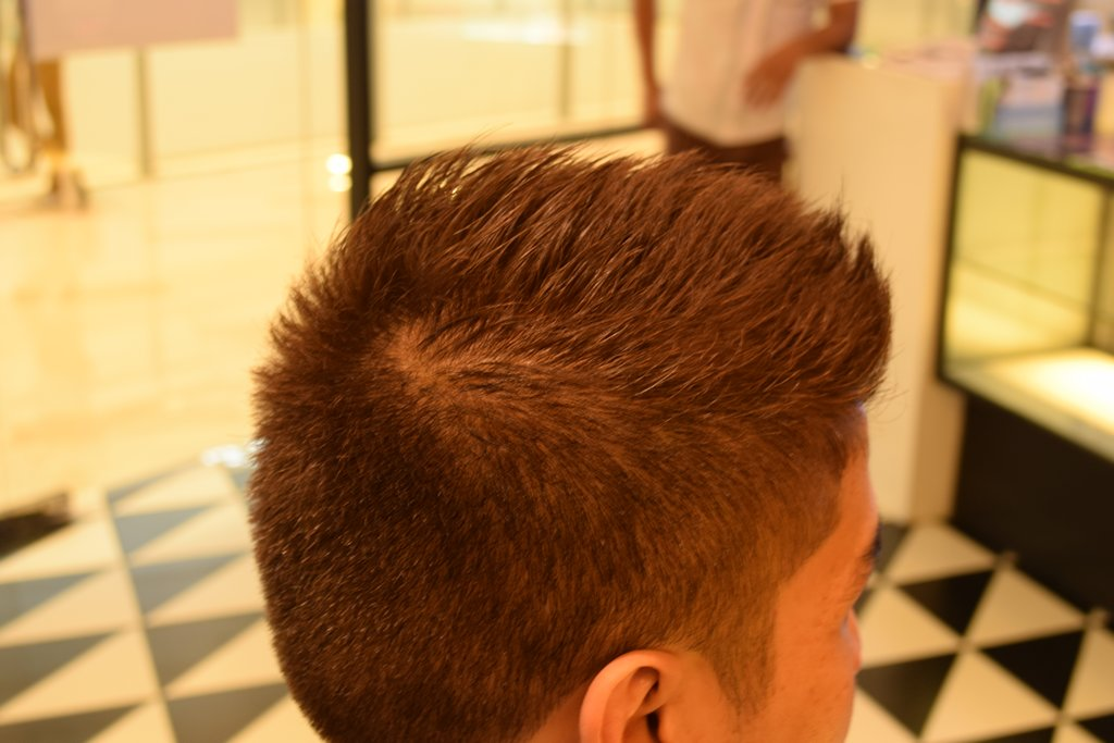 Sports Barbers The Rugged But Professional Hairstyle Pinoy Guy - Hairstyle barbershop 2015