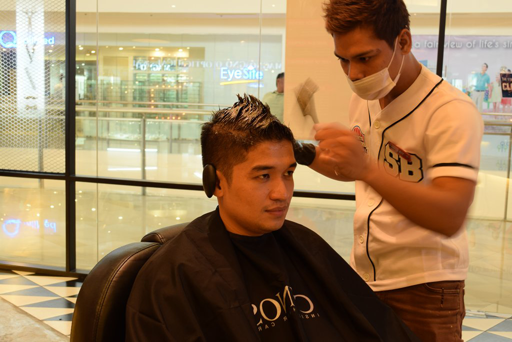 Sports Barbers for Men Ayala Fairview Terraces (70)