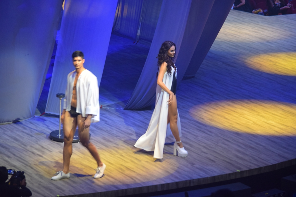 Bench Naked Truth - Underwear and Denim Show 2014 (3)