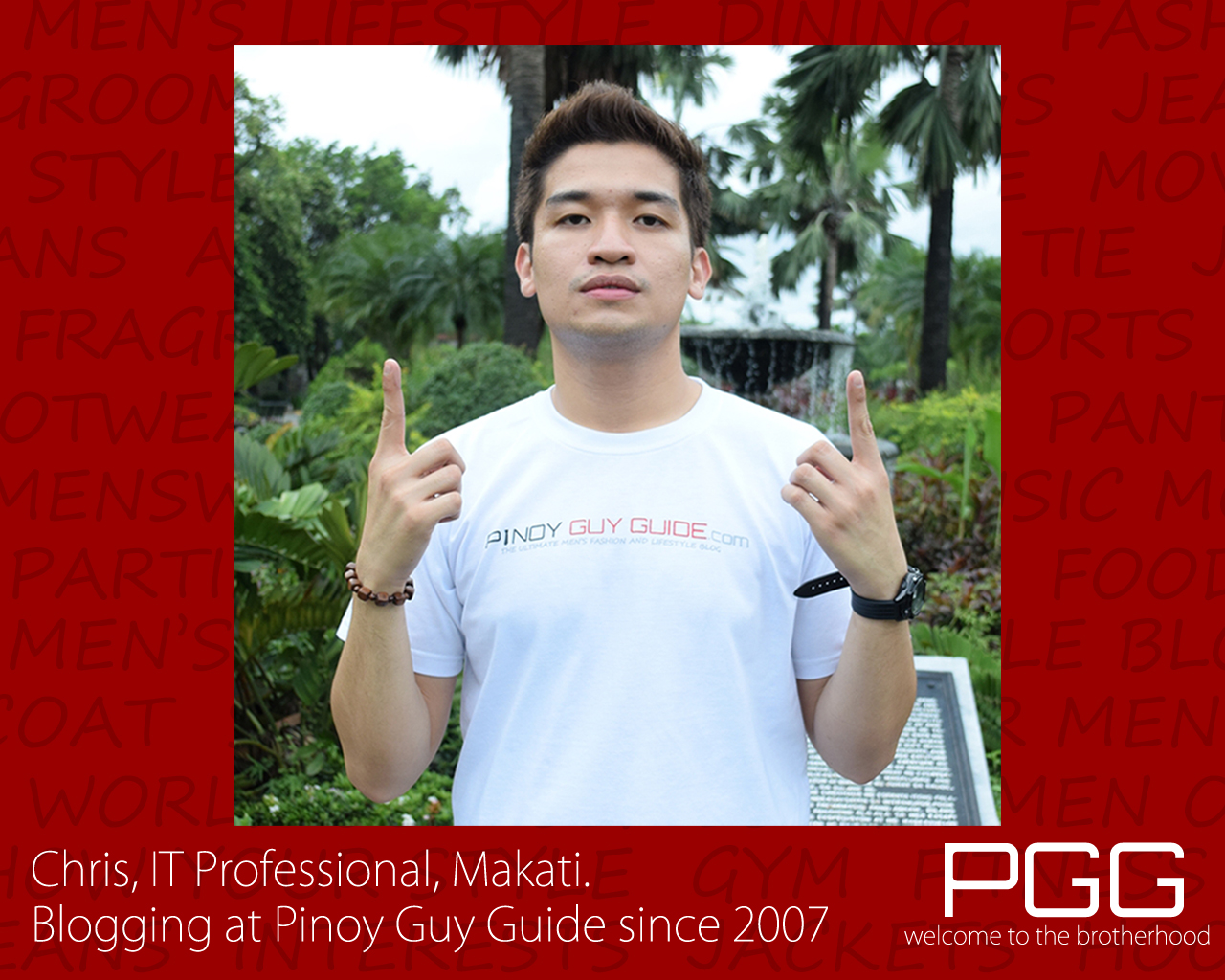 PGG Project Brotherhood - Chris