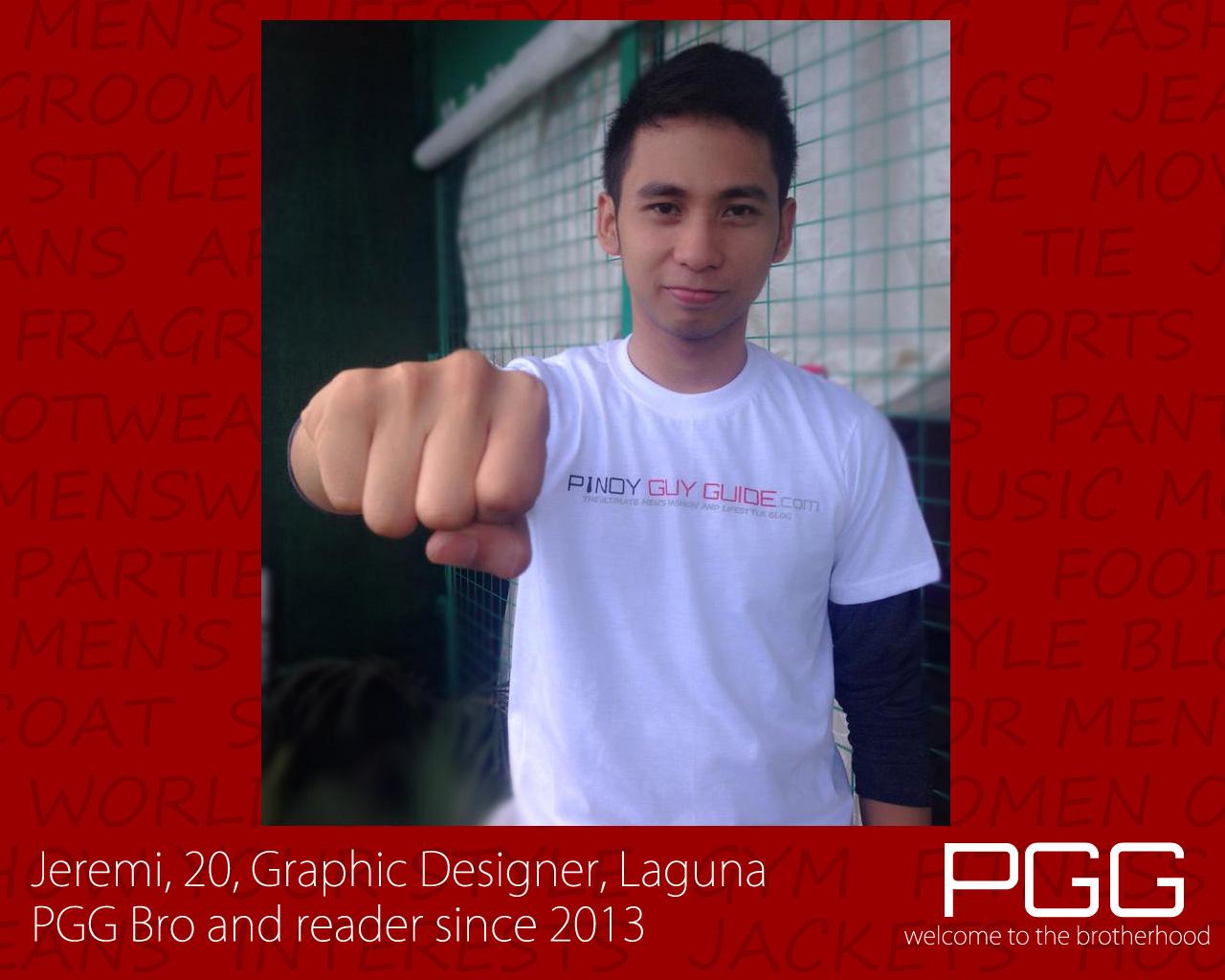 PGG Project Brotherhood - Jeremi