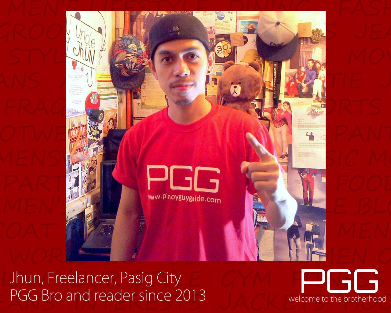 PGG Project Brotherhood - Jhun