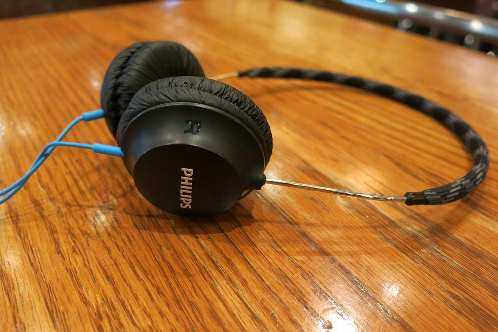 Philips Citiscape Strada Lightweight Headphones (9)