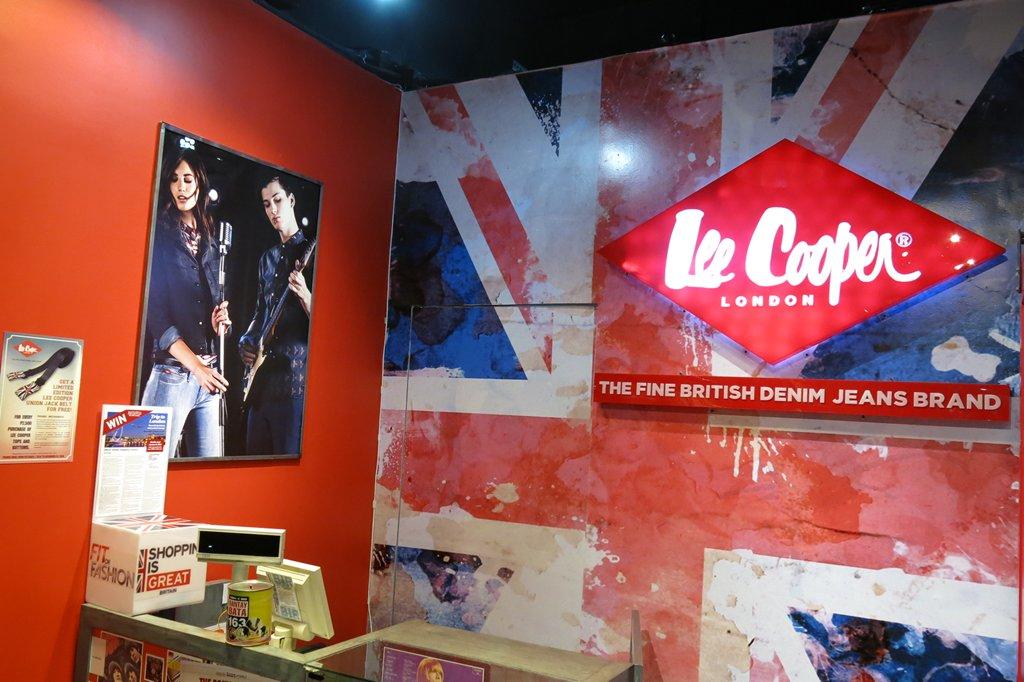 Lee Cooper Men's Fashion London (1)