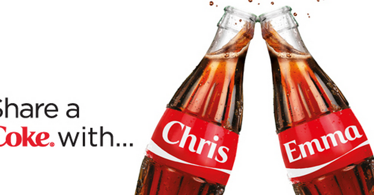 Share a Coke - Happiest Thank You