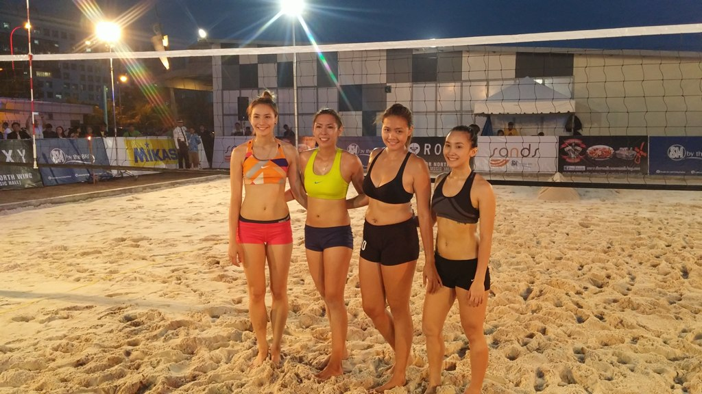Rachel Anne Daquis Sands at SM By The Bay