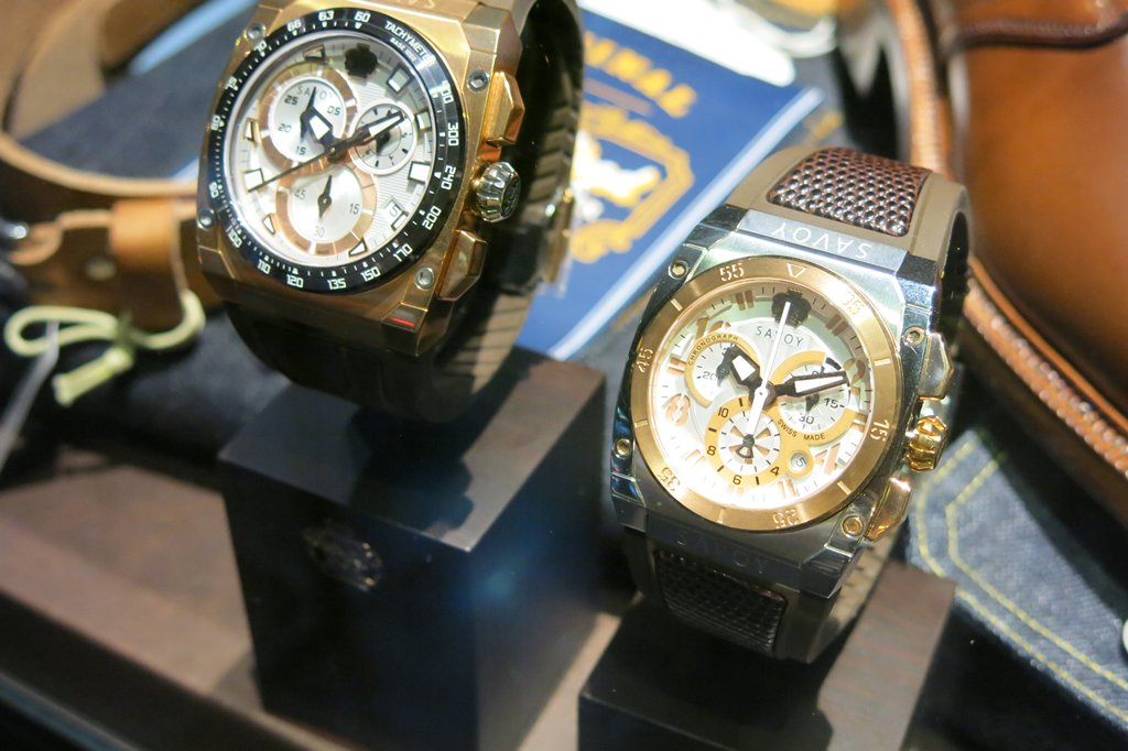 Savoy Swiss Luxury Men's Watches (3)