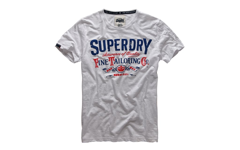 SuperDry Men's Fashion Autumn Winter Holiday 2014