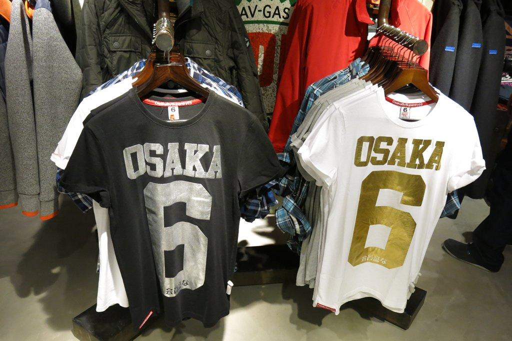 Superdry OSAKA shirts