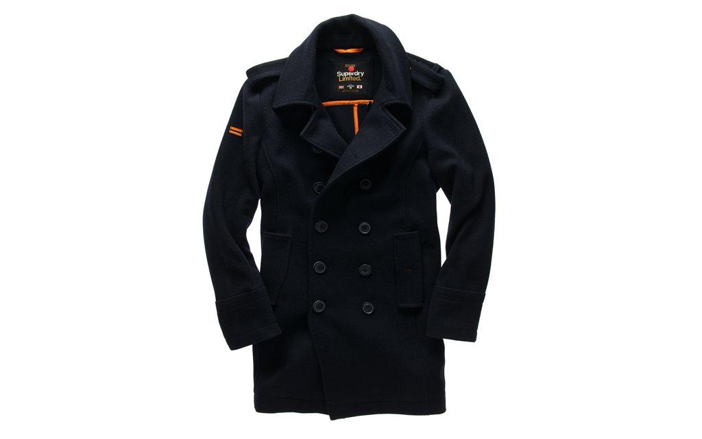 Superdry Trench Coat for Men