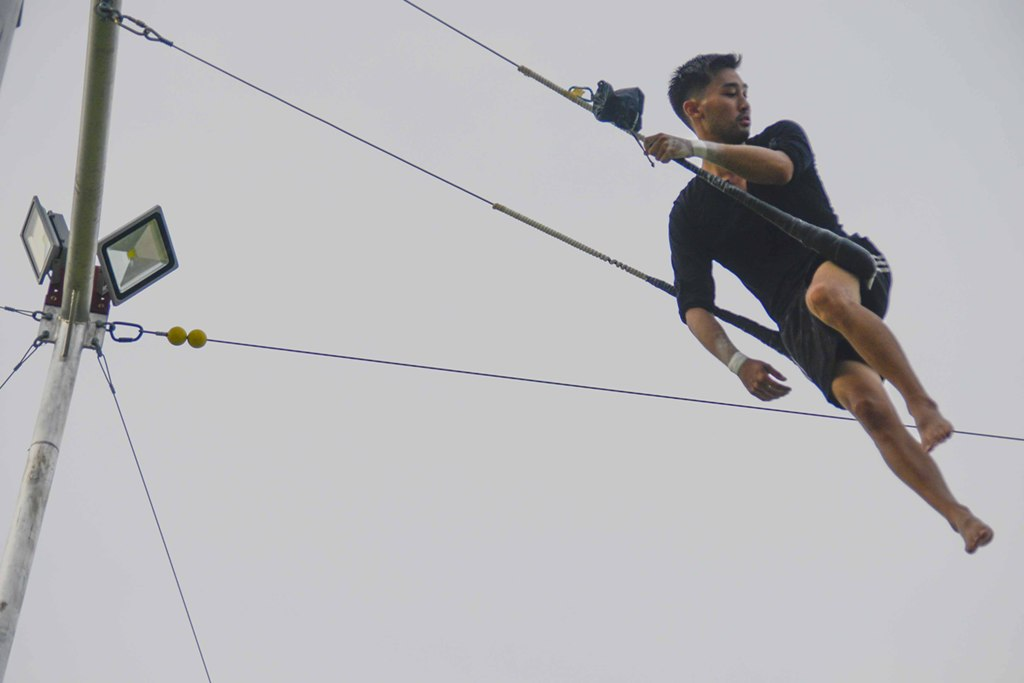 Flying Trapeze Philippines 1