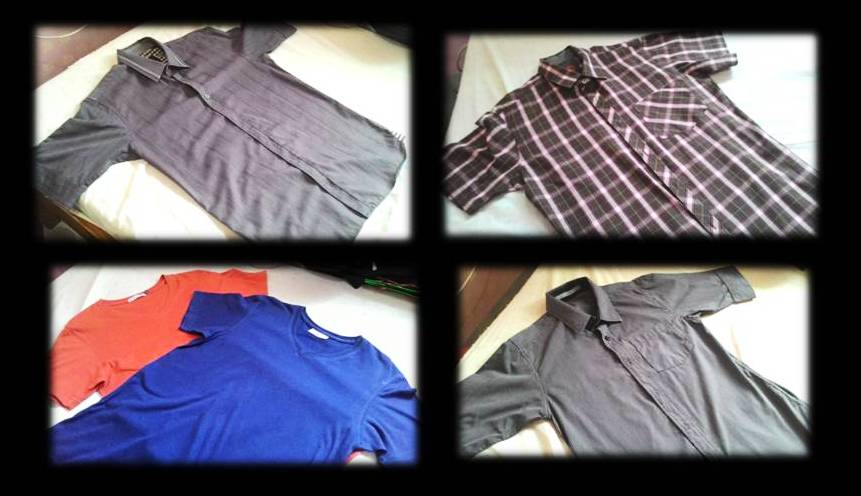 Low Cost Men's Clothing from Robinsons