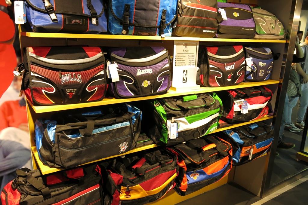 NBA Bags