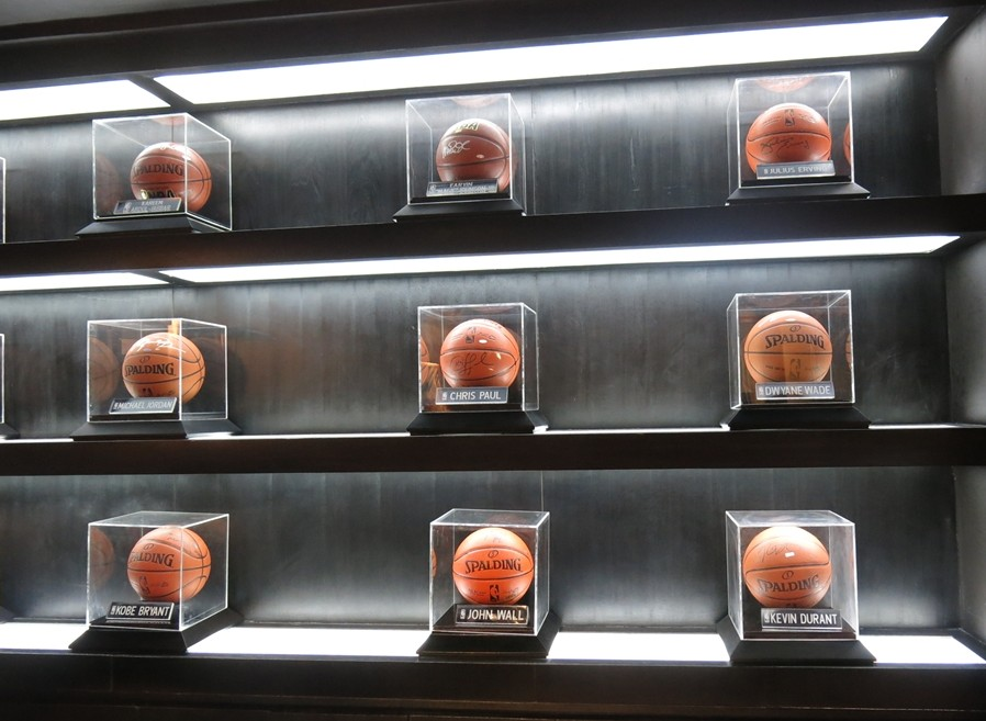 NBA Memorabilia (1)