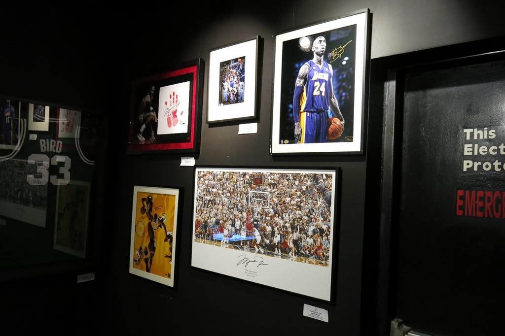 NBA Memorabilia (3)