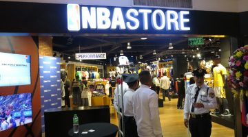 NBA Store Philippines