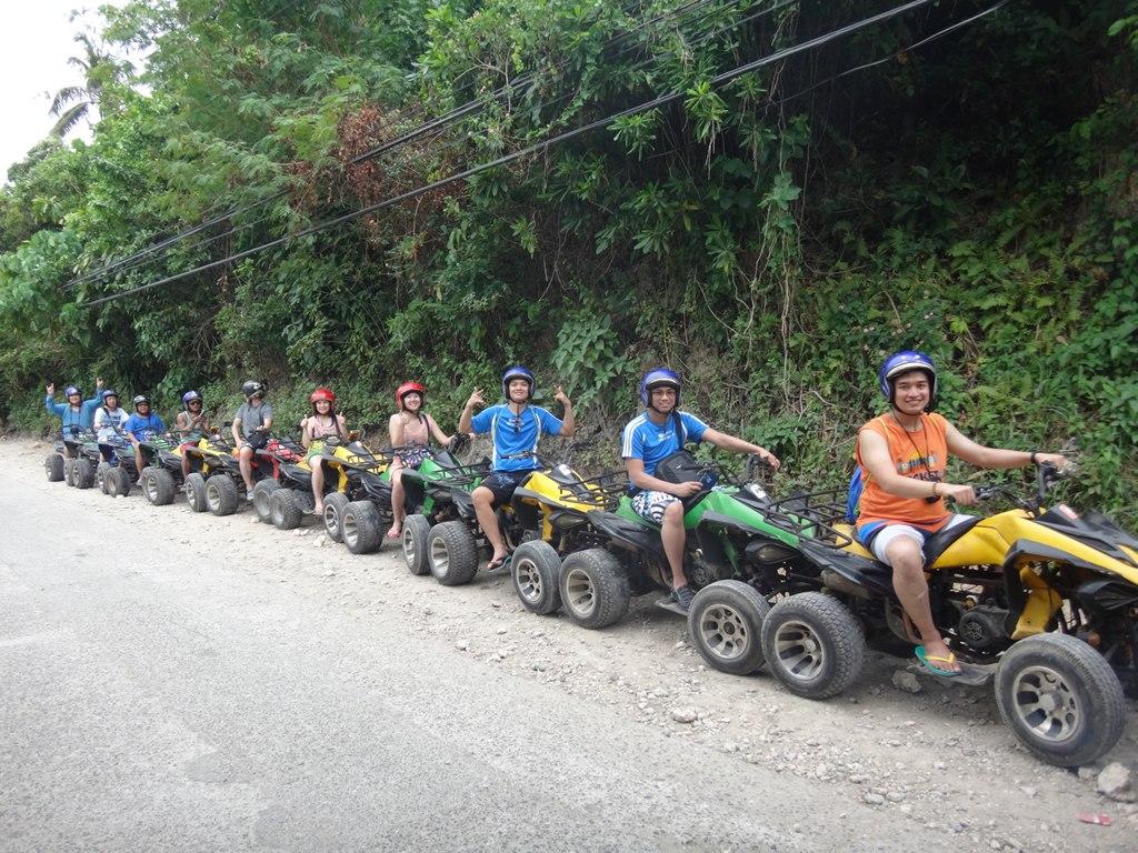 ATV (All-Terrain Vehicle) Boracay