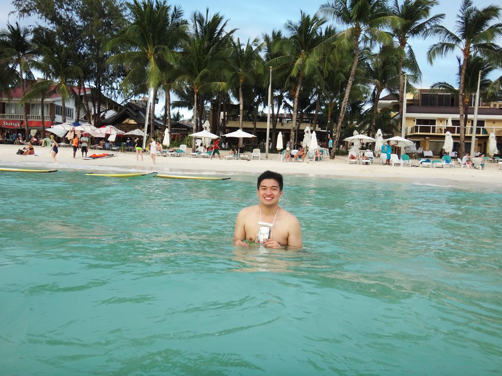 Boracay Aquamarine Water (1)