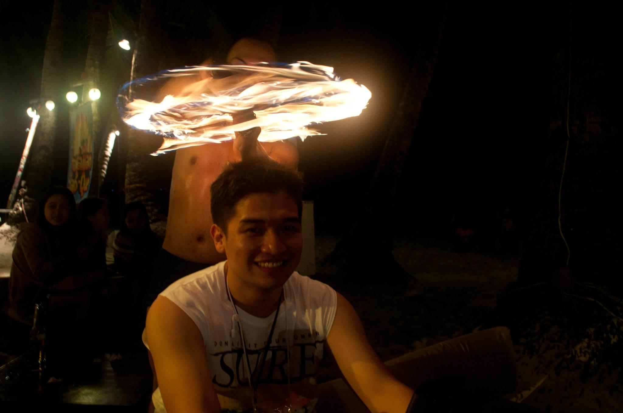 Boracay Fire Dance