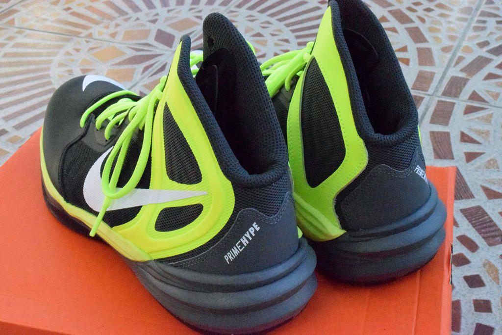 Nike Prime DF Black Volt Men's Basketball Shoes (3)