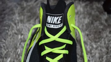 Nike Prime DF Black Volt Men's Basketball Shoes