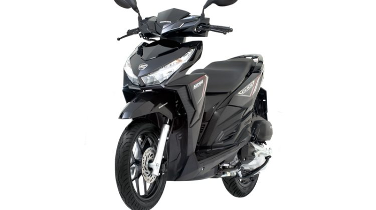 Honda Click Scooter 125i Black (2)