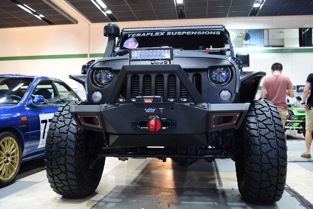 Jeep Wrangler 4X4 (2)