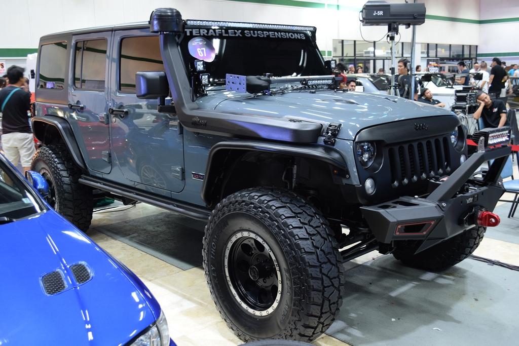 Jeep Wrangler 4X4 (6)