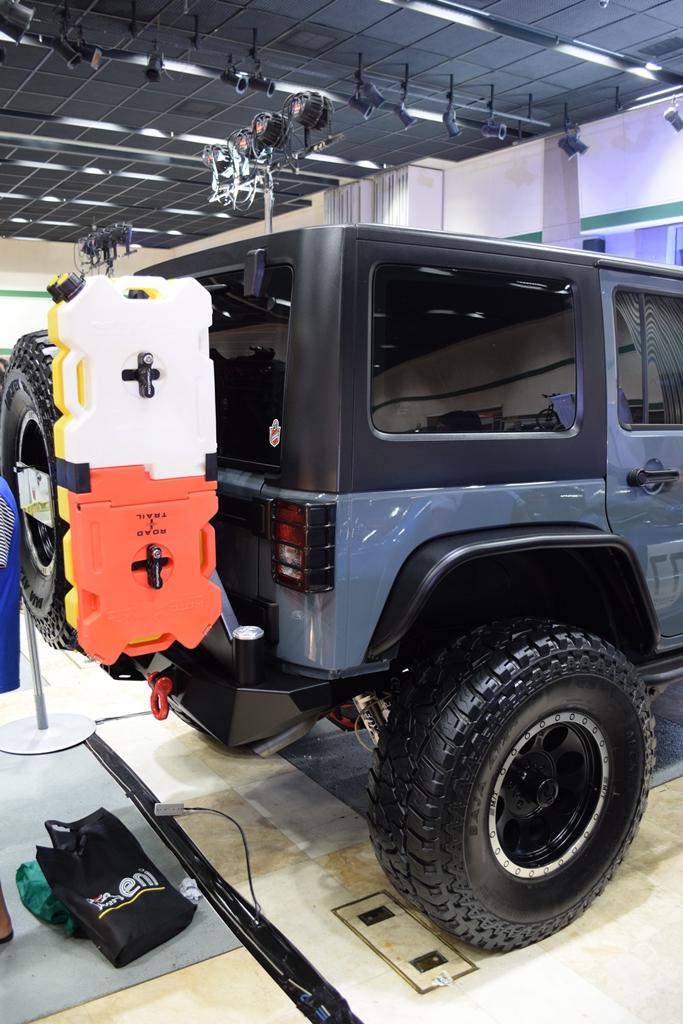Jeep Wrangler 4X4 (9)