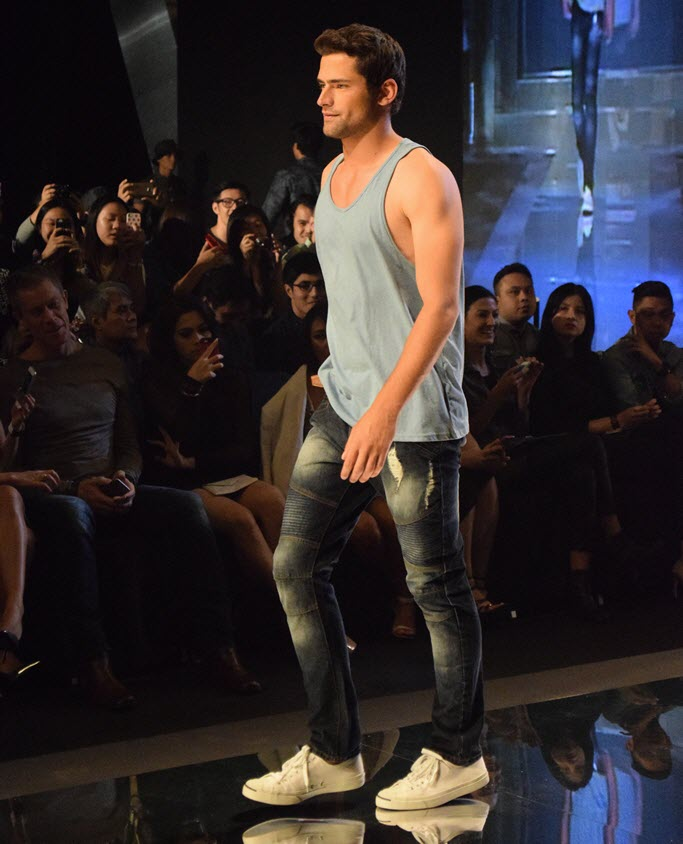Penshoppe Denim Lam Men's Fashion with Sean O'Pry (2015) - Copy