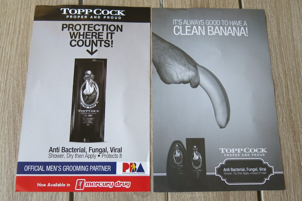 ToppCock Men's Grooming Products (10)