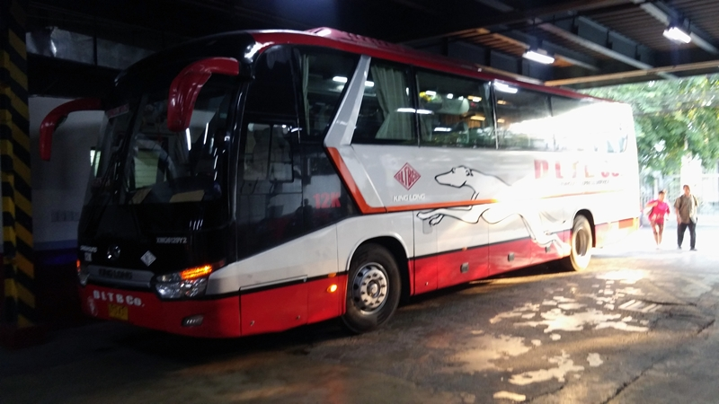 DLTB Bus Co