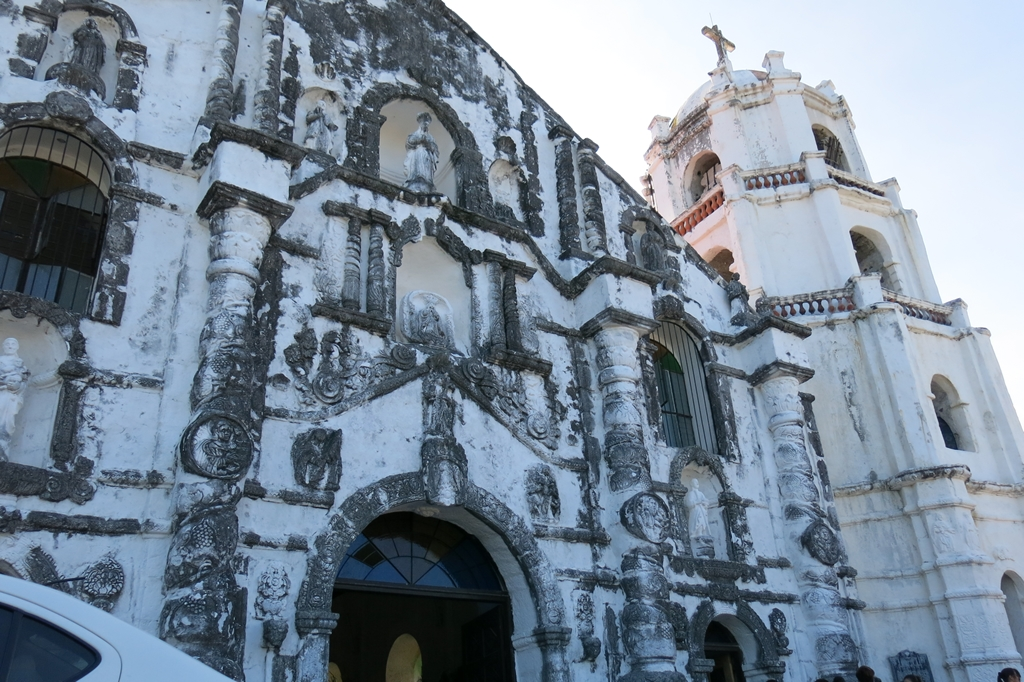 Daraga Church in Bicol