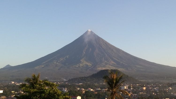 Mt. Mayon Perfect Cone