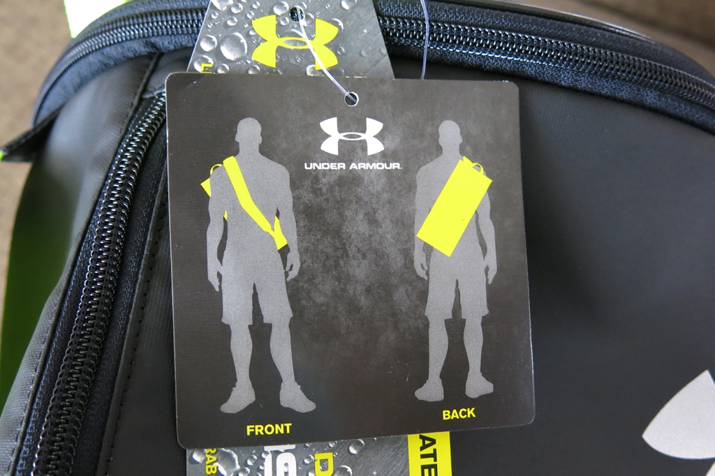 Under Armour Storm Men's Waterproof Gym Bag (41)