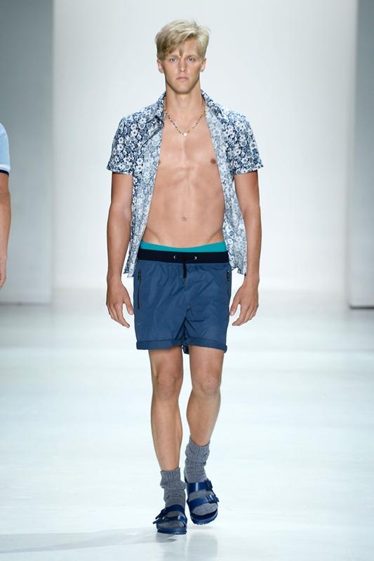 Parke & Ronen - New York Fashion Week Men's - Summer 2016 (11)