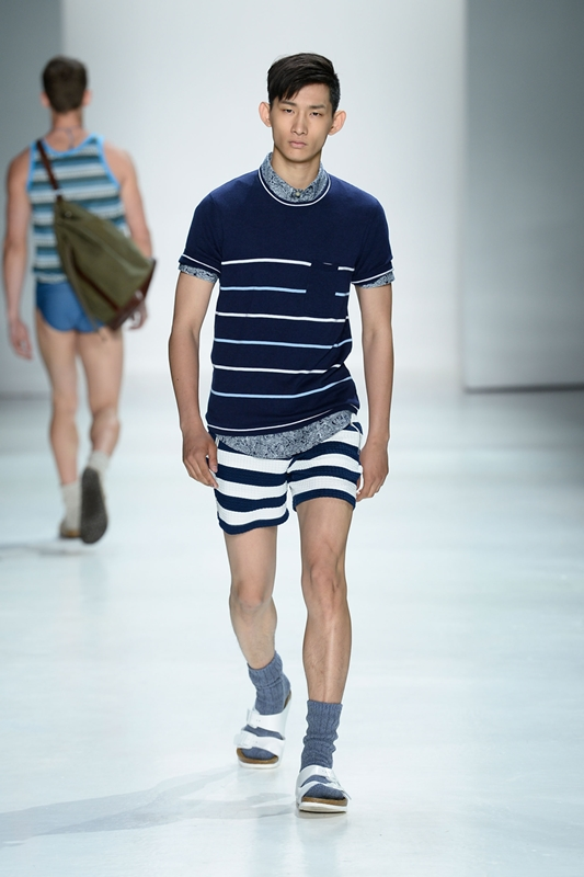 New York Fashion Week Men S Parke Ronen Spring Summer 2016 Pinoy Guy Guide