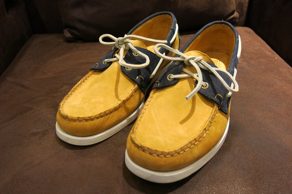 Sebago Spinnaker Dockside Men's Shoes (1)