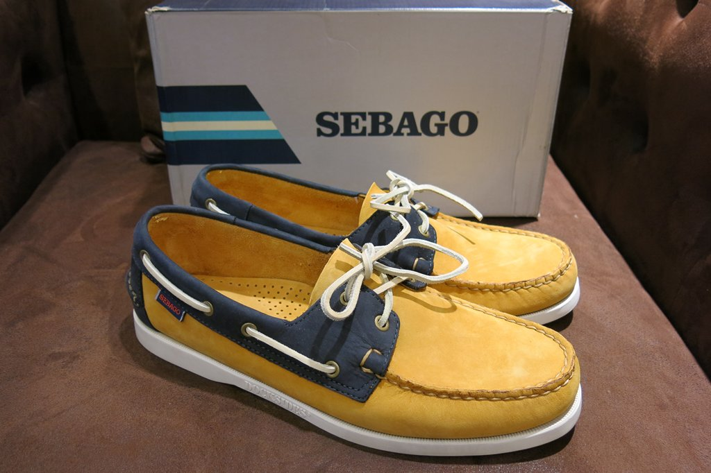 Sebago Spinnaker Dockside Men's Shoes (21)
