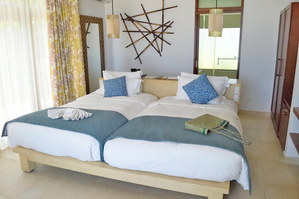 Misibis Bay Luxury Villa Masters Bedroom