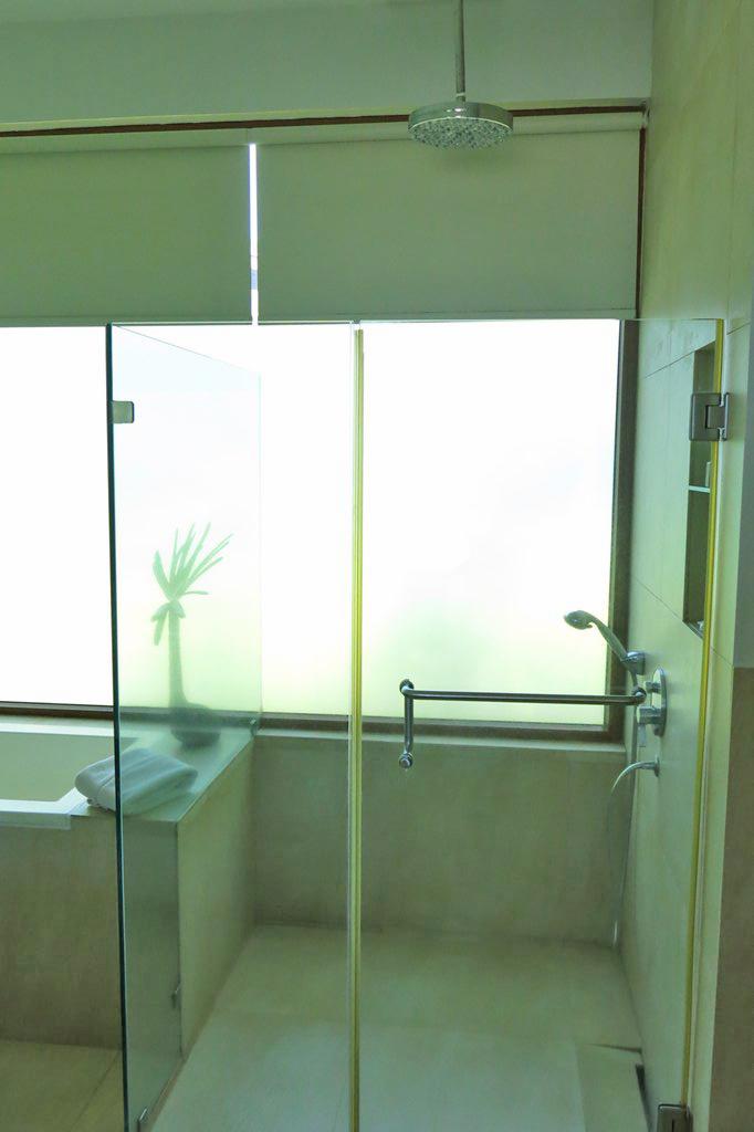 Misibis Bay Villa Shower